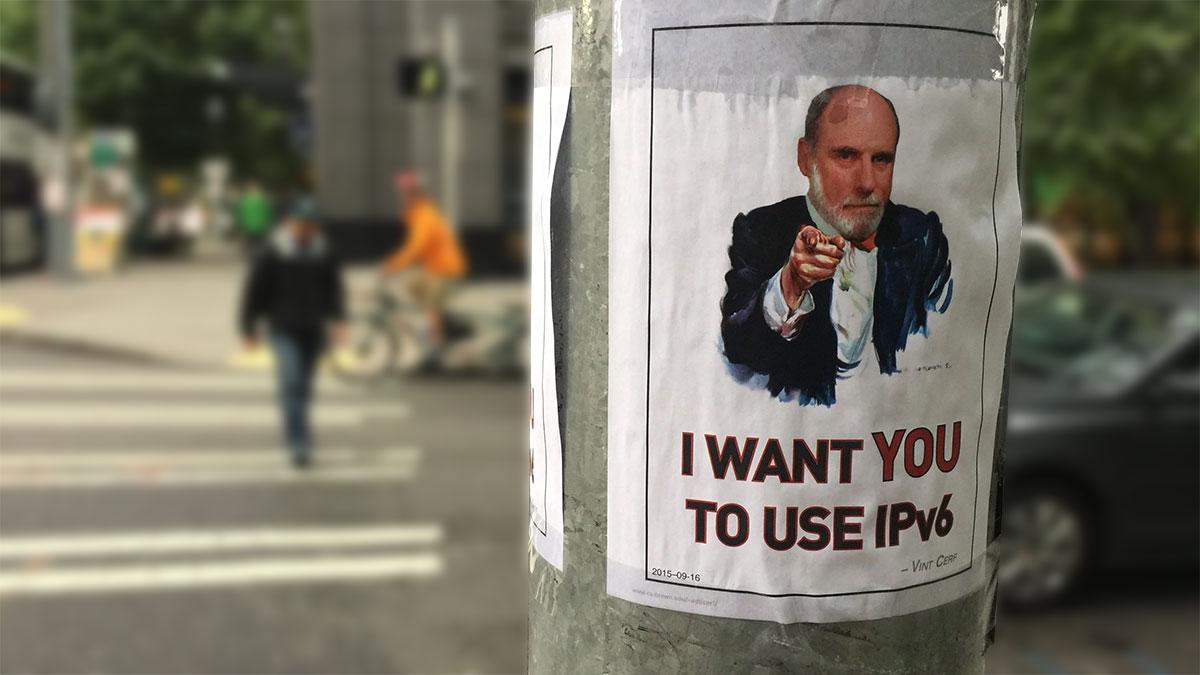 Vint Cerf Wants You!